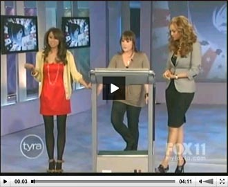 Video Tyra Banks Show